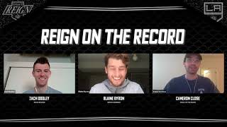 [ONT] Reign on the Record: Blaine Byron