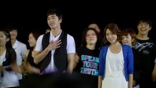 【TVPP】Park Shin Hye - Sing as a heroine, 박신혜 - 여주인공 대신 무대 위에서 노래하는 신혜(규원) @ Heartstring