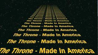 The Throne - Made in America (feat. Frank Ocean)