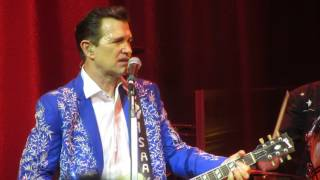 GO WALKING THERE -  Chris Isaak - Massey Hall, TOronto-May 24,2016