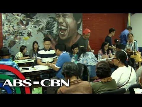 Bandila: Daan-daang biktima ng Martial Law, tumanggap ng kompensasyon