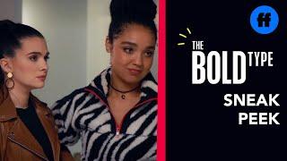The Bold Type   Season 4 episode 16   Sneak Peek 4 : Jane & Kat Comfort Sutton (VO)