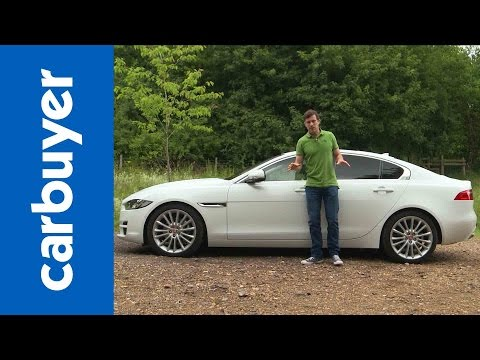 Jaguar XE saloon review - Carbuyer