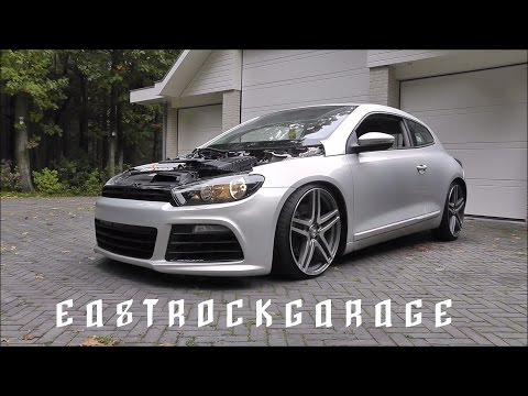 ERG Scirocco R36: TEST DRIVE & NEW WHEELS [PT06]