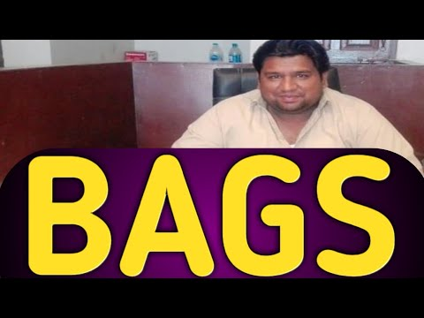 All types of Bags - Marketing