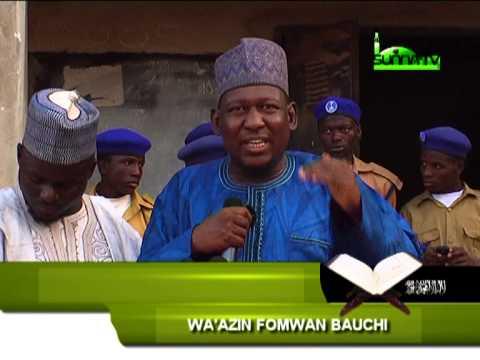 Sheikh Muhammad Kabir Haruna Gombe (Gudumawar Mata akan Siyasa Wa'azin FOMWAN Bauchi)
