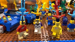 Fibber Island By They Might Be Giants (LEGO MOC)