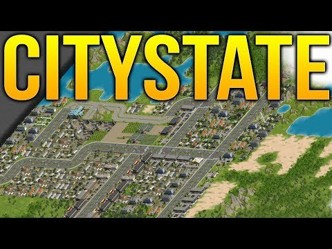 Citystate - Politics & City Building - New Pixel City Builder - Citystate Gameplay Part 1