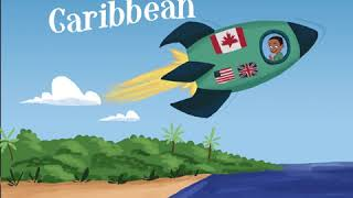 NEW BOOK~Miles Away In The Caribbean