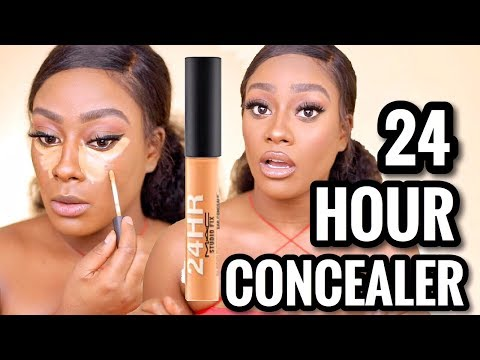 Honest Review: Mac 24 Hour Studio Fix Concealer! #GatenSuCualto?