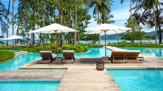 Rosewood Phuket: Ultra-luxurious Beach Resort (full Tour)