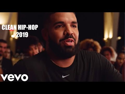Hip Hop 2019 Video Mix(Clean) - Rap 2019, HipHop 2019 Clean (DRAKE, LIL NAS X, POST MALONE, CARDI B)