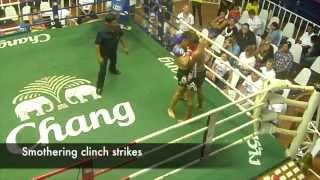 Muay Thai Pros: Stephen Kong Highlight