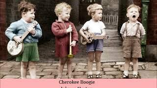 Cherokee Boogie   Johnny Horton