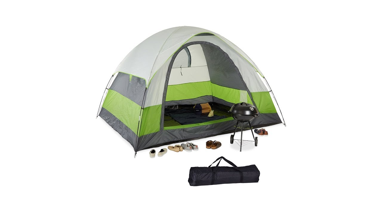 Video von: Campingzelt für 5 Personen
