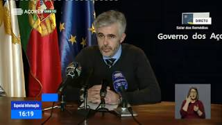 04/04: Ponto de Situação da Autoridade de Saúde Regional sobre Coronavírus nos Açores