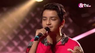 Shivam Singh - Blind Audition - Episode 7 - August 13, 2016 - The Voice India Kids