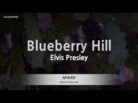 Elvis Presley-Blueberry Hill (Melody) [ZZang KARAOKE]