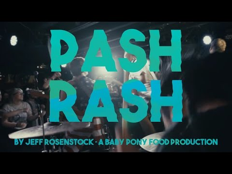 Jeff Rosenstock - Pash Rash (Official Video)