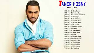 تحميل و مشاهدة Tamer Hosny Best Songs Playlist تامر حسني احلى اغاني MP3