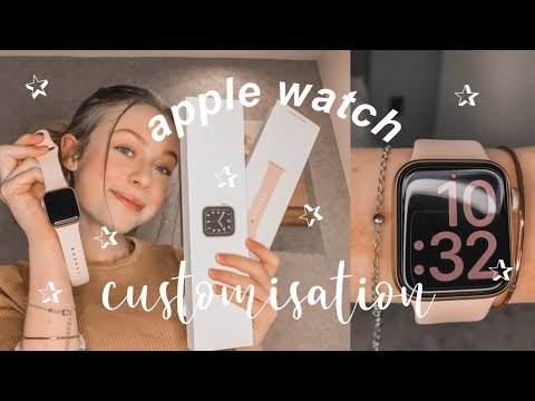 apple watch customisation!! + best apps ✰