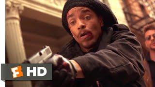 New Jack City (1991) - I Wanna Shoot You So Bad Scene (9/10)   Movieclips