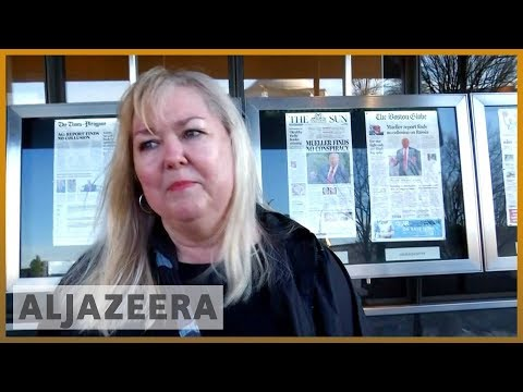 🇺🇸 Public muted on Mueller report, want to focus on economy | Al Jazeera English