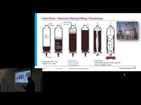 Seminario ERBB. Eficiencia operacional en unidades de craqueo térmico.