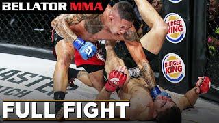 Full Fight   Toby Misech vs. Edward Thommes - Bellator 212