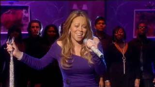 Mariah Carey   I Want To Know What Love Is No Allan Carr: Chatty Man