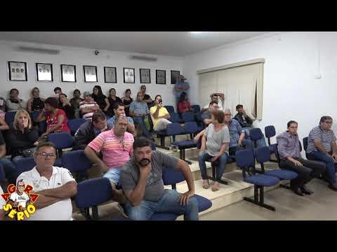 Tribuna Vereador Irineu Machado dia 19 de Março de 2019