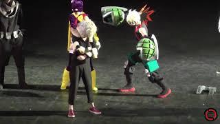 S.O.S 2017 Сценический Косплей - Команда - Chibi ROJI - Вербуем героев! (Моя Геройская  Академия)