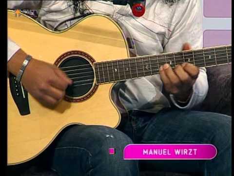 Manuel Wirzt video Costumbres argentinas - Acústico 2013