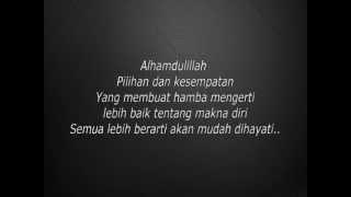 Alhamdulillah (Malay Version)
