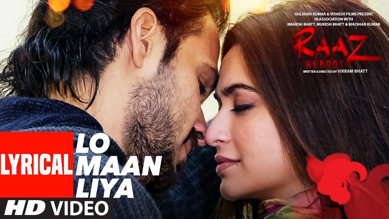 Lyrics of Lo Maan Liya  Arijit Singh Lyrics