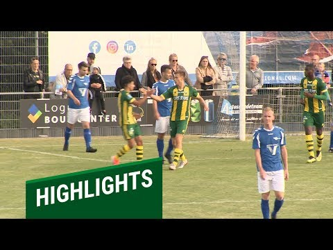 Samenvatting VV Serooskerke - ADO Den Haag 0-5 (08-07-2019)