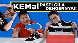 Review Jujur KEM FOOTWEAR Langsung Di Depan KEMAL!?