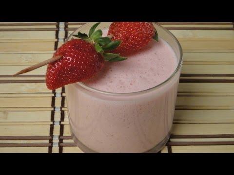 Video Strawberry Milkshake