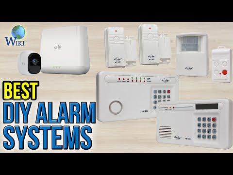 9 Best DIY Alarm Systems 2017