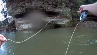 Fly Fishing Clear Creek Ohio
