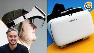 Ximmerse Visor X: Eine Smartphone Videobrille WTF!?!