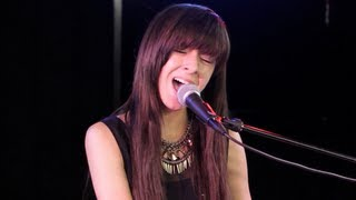 Christina Grimmie - Over Overthinking You | Performance | On Air with Ryan Seacrest