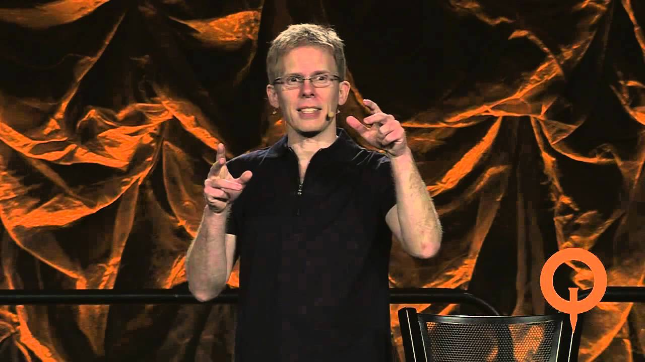 Spend 3 Hours With John Carmack's Giant Brain