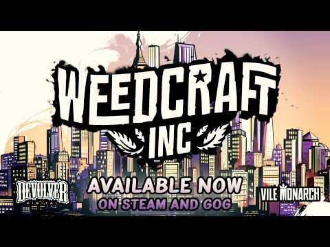 Weedcraft Inc - Scenario Two and Advanced Gameplay Trailer thumbnail