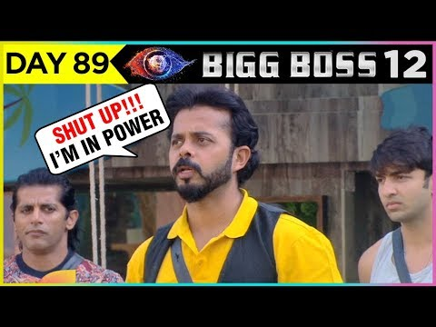 Sreesanth Gets POWER In Bigg Boss House | Bigg Bos