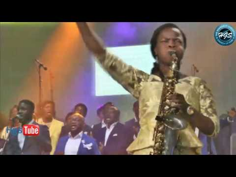 FUNMI SAX MINISTRATION - RCCG LONDON FESTIVAL OF LIFE 2016