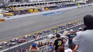 2019 COKE ZERO SUGAR 400 - FROM THE STANDS