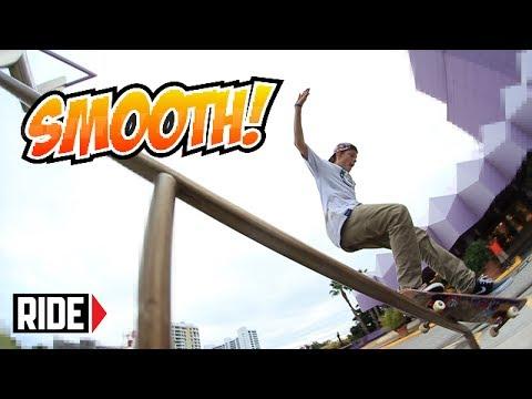SMOOTH! Player #126 Jake Ilardi - Shredit Cards