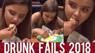 Ultimate Drunk Fails || NEW Funny Compilation! || Year 2018! PART II