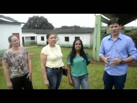 Visita Escola José Basílio da Gama
